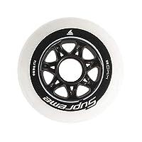 RollerSupreme 90/85 A(8件)白色,成人,男女通用,均码