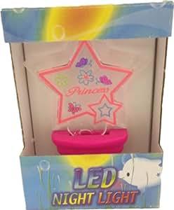 Creative Motion LED 夜灯,带天使设计