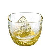 东洋佐佐木玻璃 日本*・烧*杯 金色 65mL