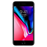 Apple 苹果 iPhone 8 Plus (5.5英寸) 移动联通电信4G手机 国行全新正品 (iPhone8 Plus-256G, 深空灰色)