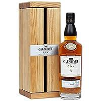 Glenlivet 格兰威特 25年单一麦芽威士忌 700ml(英国进口)(亚马逊自营商品, 由供应商配送)