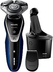 Philips 飞利浦 Series 5000 5000系列 S5572 / 10 干湿两用电动剃须刀,具有Turbo Plus模式和SmartClean模式