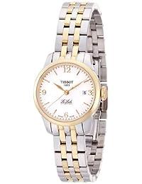 [天梭] TISSOT 腕表 ・锁 自动式 银色表盘 手链 T41218334 女士 【正规进口商品】