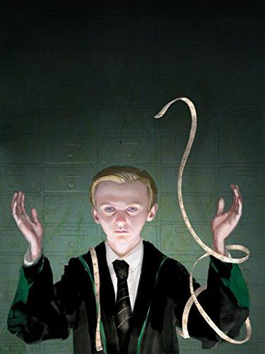 用铲的人缩略图像 - Harry Potter and the Philosopher's Stone: Illustrated [Kindle in Motion] (Illustrated Harry Potter Book 1) (English Edition) 对应 2