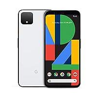 Google 手机 Pixel 4 XL - 128GB - 已解锁-清晰白色