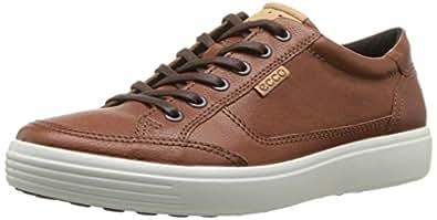 ECCO Soft 7 男士运动鞋 干邑色 40 M EU (6-6.5 US)
