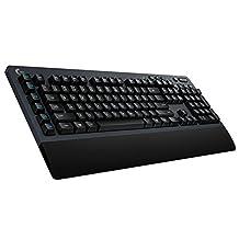 罗技(Logitech)G613 LIGHTSPEED无线机械游戏键盘 无线键盘 蓝牙键盘 吃鸡键盘 绝地求生 (G613)