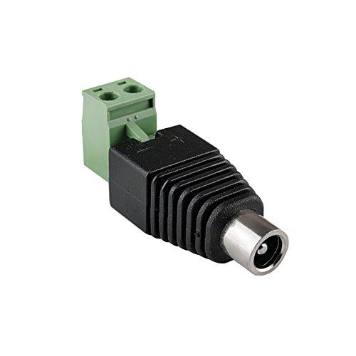 Vultech Security sa31518 10 件 (S) 电线母接头 - 电气电缆连接器(母,*相机)