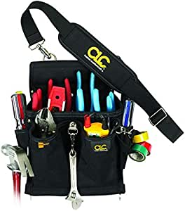 Custom LeatherCraft 5508 20 Pocket - Professional Electricians Tool Pouch