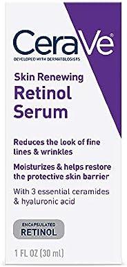 CeraVe *视黄醇面部精华   1 盎司   霜精华 光滑细纹   不含香料