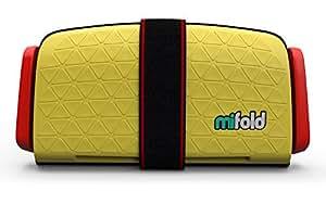 mifold 便携车载儿童安全座椅 , 黄色