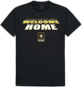 Rapiddominance S34 Welcome Home T 恤,军*,2X,黑色,XXL 码