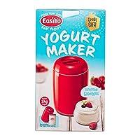 Easiyo 易極優 產品制作器(紅色)(新西蘭進口不插電酸奶機)+1袋酸奶粉
