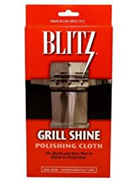 Blitz 20612 2-Pack Grill Shine Polishing Cloth