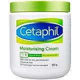 Cetaphil 丝塔芙 保湿温和润肤霜 550g(法国品牌 包税)