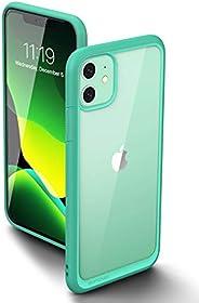 SUPCASE 独角兽甲壳虫风格系列手机壳专为 iPhone 11 6.1 英寸(2019 版),高级混合保护透明手机壳 *