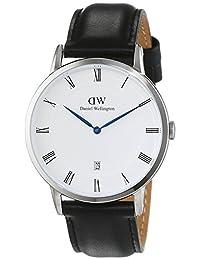 Daniel Wellington 丹尼尔•惠灵顿 瑞典品牌 DAPPER系列 石英男女适用手表 1121DWDW00100088(原型号1121DW)