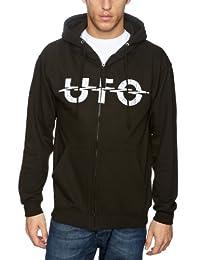 塑料头 Ufo 复古标志 HSWZ 男式运动衫