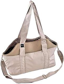 WHCY 宠物用品 外出・散步商品 Vaux 手提包 1720F104 米色 M 尺寸