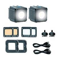 Lume Cube 2.0 阳光LC-V2-2 双包装