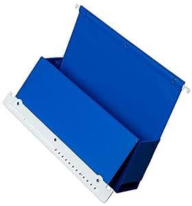 DANZER 124042 multi.file 吊篮,蓝色 60mm Breite 蓝色