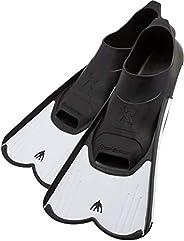 Cressi 科越思 中性 LIGHT 專業可調式游泳及游泳訓練用腳蹼 DP18