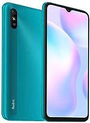 小米 Redmi 9A - 智能手机32GB,2GB 内存,双卡,孔雀绿