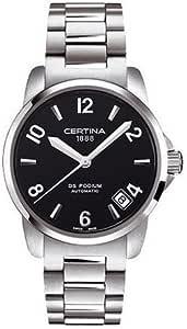 瑞士品牌 Certina 雪铁纳表DS Podium女装机械腕表 C001.207.11.057.00