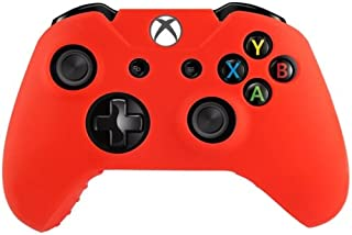 alsatek Silicone Cover Case for Xbox One Controller 红色