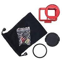 Etumi GoPro HERO7 可动金属护套 红色 VE-2223