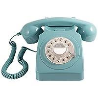 GPO 746 旋转电话53310 蓝色