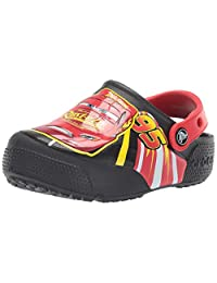 Crocs 卡骆驰 Fun Lab McQueen 儿童木屐鞋