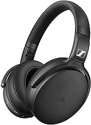 Sennheiser 森海塞爾 HD 4.50特別版,帶有源噪音消除功能的耳罩式無線耳機,啞光黑色
