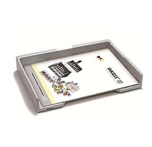 INKiESS 活页夹,BF 1 浅灰,适用于DIN A 4 规格