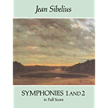 Symphonies 1 and 2 in Full Score (Dover Music Scores) (English Edition)