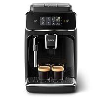 Philips 飞利浦 2200 系列 EP2221/40 全自动咖啡机(触控界面),黑色/琴漆黑