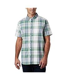 Columbia 男式 Rapid Rivers Ii 短袖衬衫