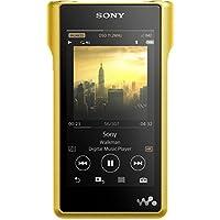 Sony 索尼 NW-WM1Z高分辨率音频随身听(256 GB内存,S Master HX引擎,铜制外壳10.2 cm / 4英寸LED LCD多点触摸显示器)-金色