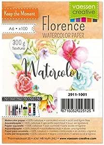 Vaessen Creative Florence 水彩纸 象牙 A6 2911-1001