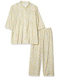 Wacoal 华歌尔 睡衣 7分袖 8分裤 Sarasa 图案 EP8032 女士