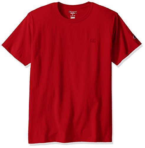 Champion 男式 经典针织T恤