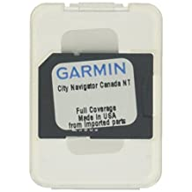 Garmin City Navigator 2010 加拿大地图microSD 卡010-10966-00