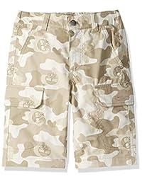 Timberland 大男孩工装短裤