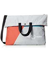 FRED PERRY 單肩包 Colour Block Shoulder Tote Bag F9581