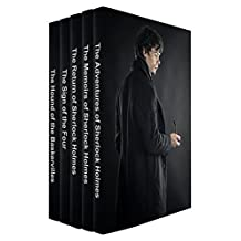 Sherlock Holmes Collection: The Complete Stories and Novels (Xist Classics) (English Edition)