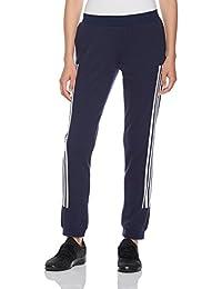 adidas NEO 阿迪达斯运动生活 女式 针织裤 CD2421 传奇墨水蓝 /黑 W NEO FRNCHZ TP