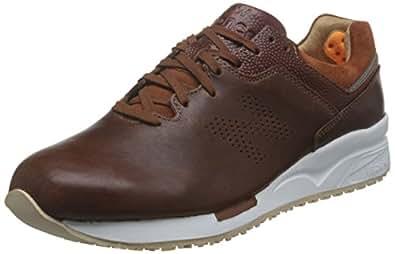 New Balance 男 跑步鞋2016系列  ML2016BR-D-85 棕色 42 (US 8.5)