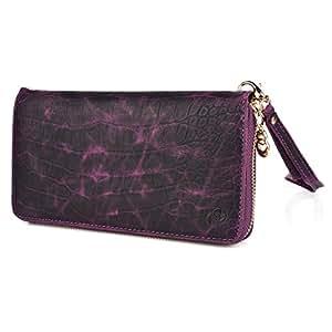 适用于通用智能手机的 Kroo 多功能手机壳 - 非零售包装ESXLZPU1 紫色