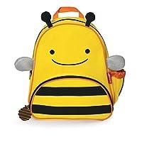 (跨境自营)(包税) Skip Hop 可爱动物园小童背包-小蜜蜂SH210205