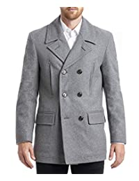 Chaps 男士全美正品风双排扣大衣
